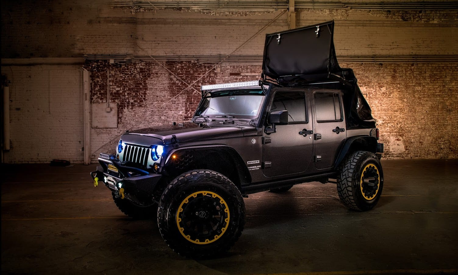 Jeep Convertible Top
